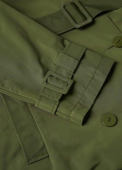 Женские пальто Mango (Манго) 17064014: изображение 4