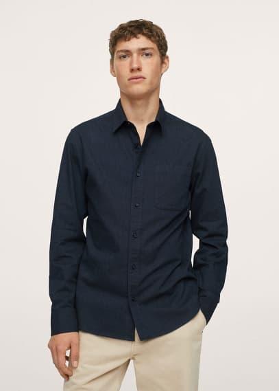 Рубашка Mango (Манго) 17065771