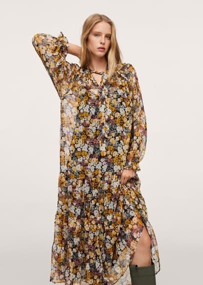 Платье Mango (Манго) 17065934: изображение 2
