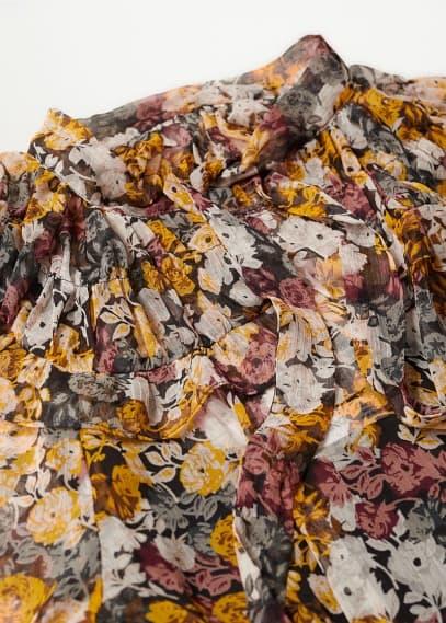 Платье Mango (Манго) 17065934: изображение 4