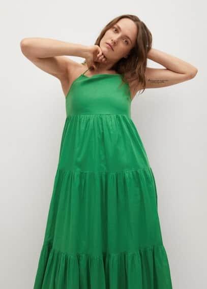 Женские платья-сарафаны Mango (Манго) 17070185