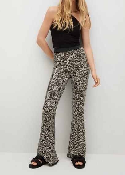 Женские брюки Mango (Манго) 17072887