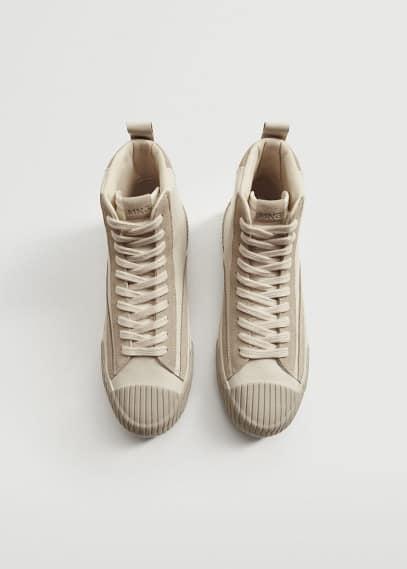 Женские ботинки Mango (Манго) 17073253: изображение 4