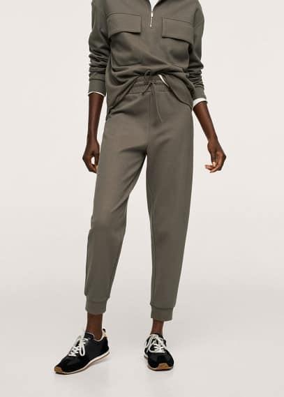 Женские брюки Mango (Манго) 17073772