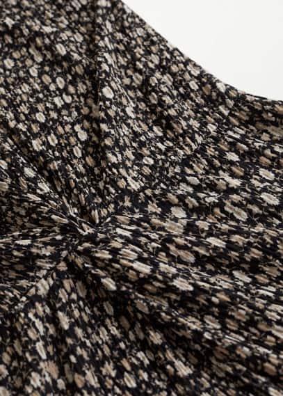 Платье Mango (Манго) 17075752: изображение 4