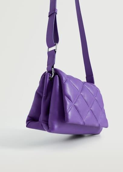 Стеганая сумка с плечевым ремнем - Diamond