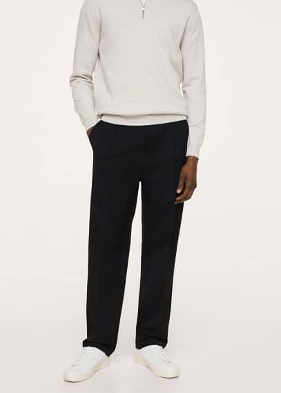 Мужские брюки Mango (Манго) 17081092
