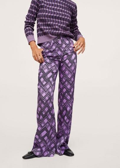 Женские брюки Mango (Манго) 17083787