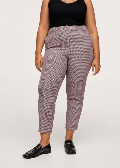 Женские брюки Mango (Манго) 17084002