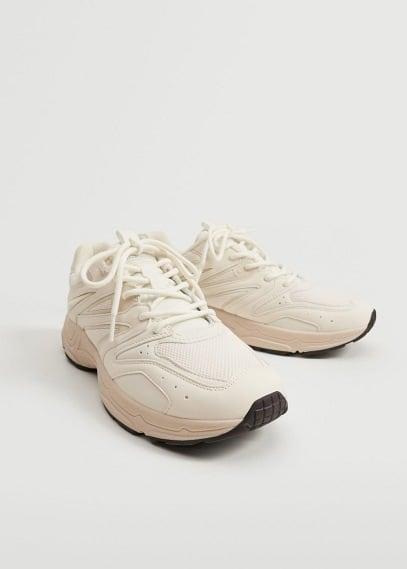 Мужские туфли Mango (Манго) Кроссовки на объемной подошве - Ground
