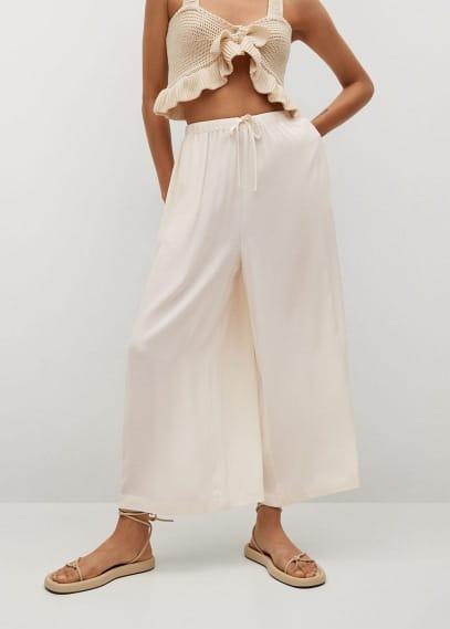 Женские брюки Mango (Манго) 17090125