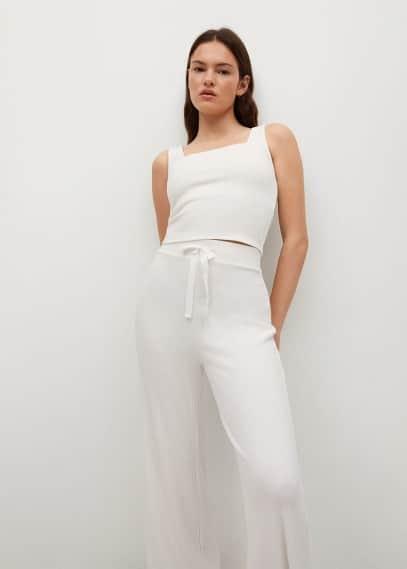 Женские брюки Mango (Манго) 17094012: изображение 3