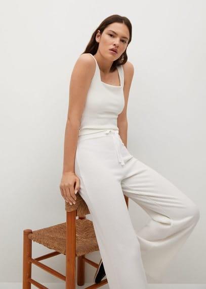 Женские брюки Mango (Манго) 17094012: изображение 4