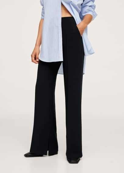 Женские брюки Mango (Манго) 17095129