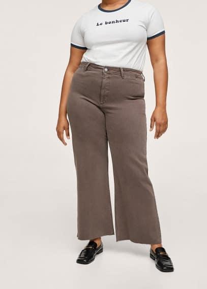 Женские джинсы Mango (Манго) 17095536