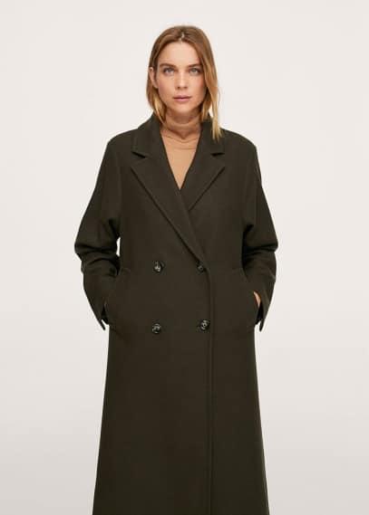 Женская верхняя одежда Mango (Манго) 17096321