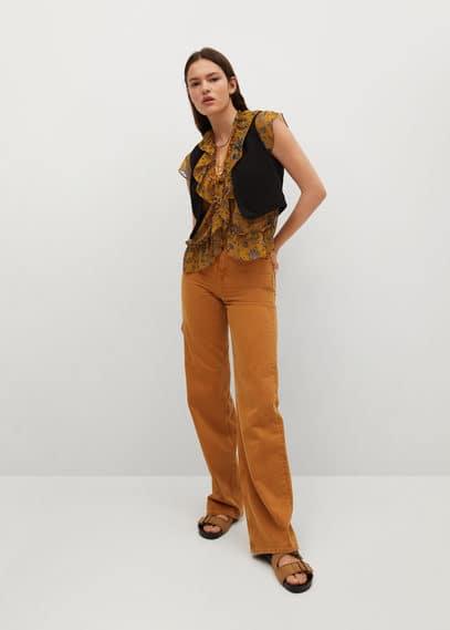 Блуза Mango (Манго) 17000185: изображение 1