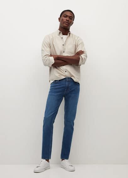 Мужские джинсы Mango (Манго) 17002009: изображение 1