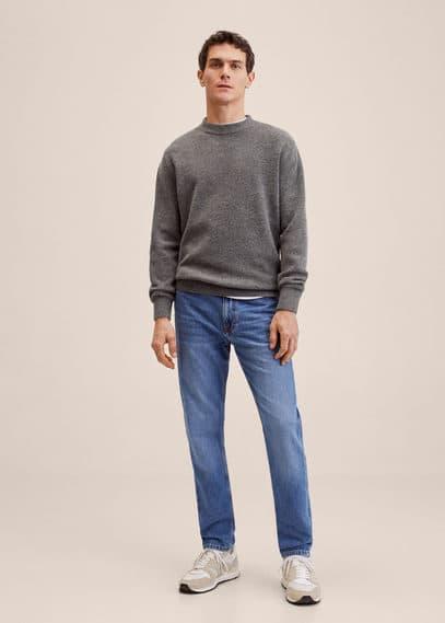 Мужские джинсы Mango (Манго) 17002520: изображение 1