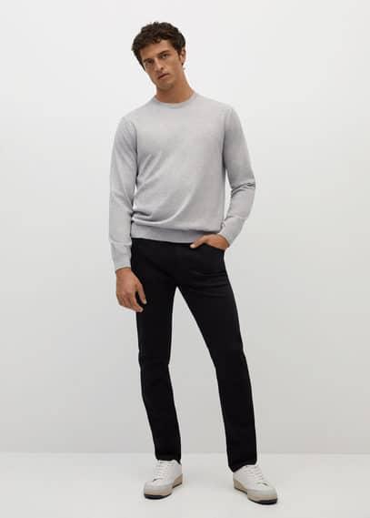 Slim fit Ultra Soft Touch Patrick jeans black denim