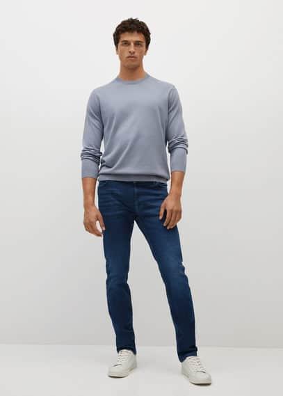 Slim fit Ultra Soft Touch Patrick jeans dark blue