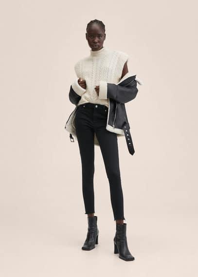 Укороченные джинсы Skinny - Isa