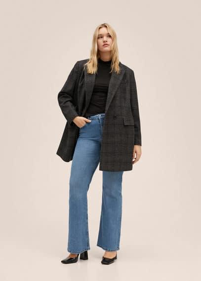 Женские джинсы Mango (Манго) 17004393: изображение 1