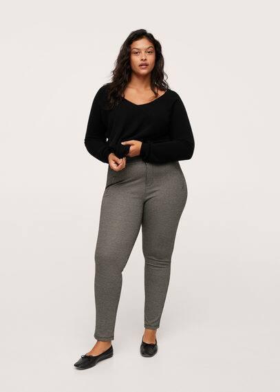 Женские брюки Mango (Манго) 17007547: изображение 1