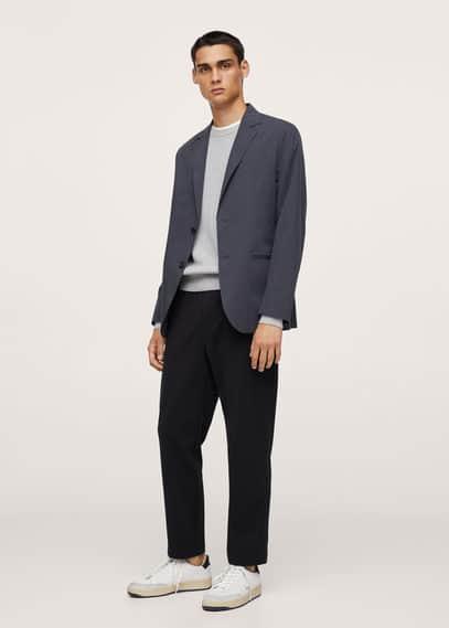 Мужские брюки Mango (Манго) 17014004: изображение 1