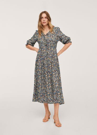 Платье Mango (Манго) 17033773: изображение 1