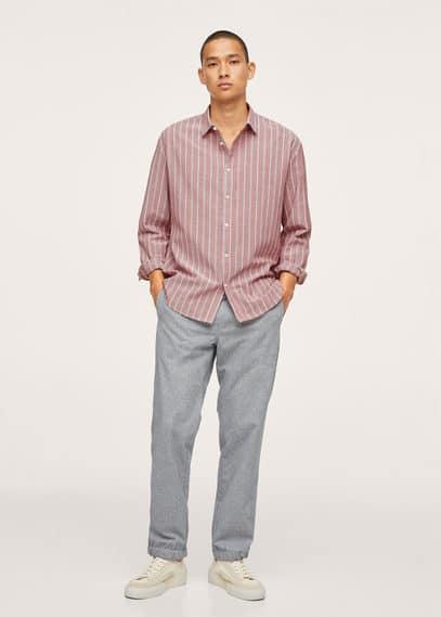 Рубашка Mango (Манго) 17034772: изображение 1