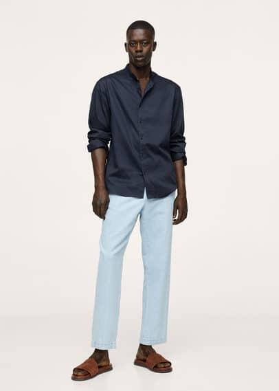 Рубашка Mango (Манго) 17042880: изображение 1