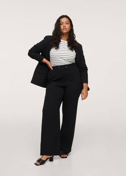 Женские брюки Mango (Манго) 17044003: изображение 1