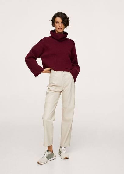 Вязаный свитер - Mini