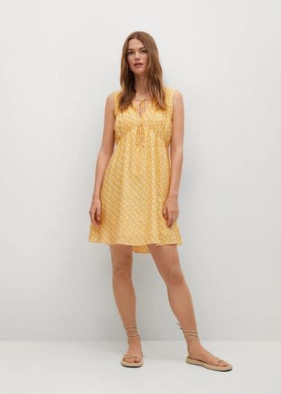 Платье Mango (Манго) 17050172: изображение 1
