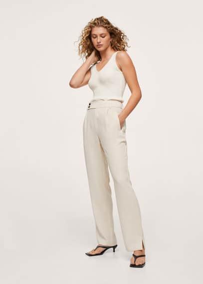 Женские брюки Mango (Манго) 17062522: изображение 1