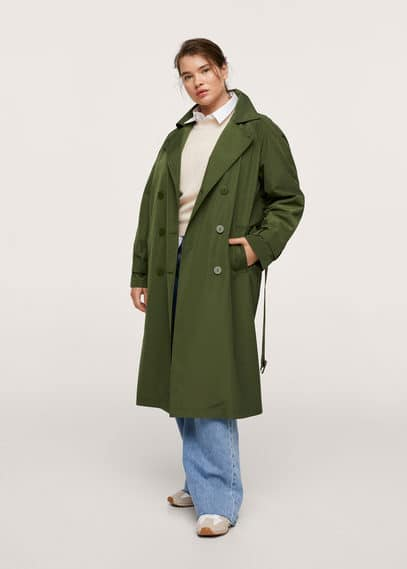 Женские пальто Mango (Манго) 17064014: изображение 1