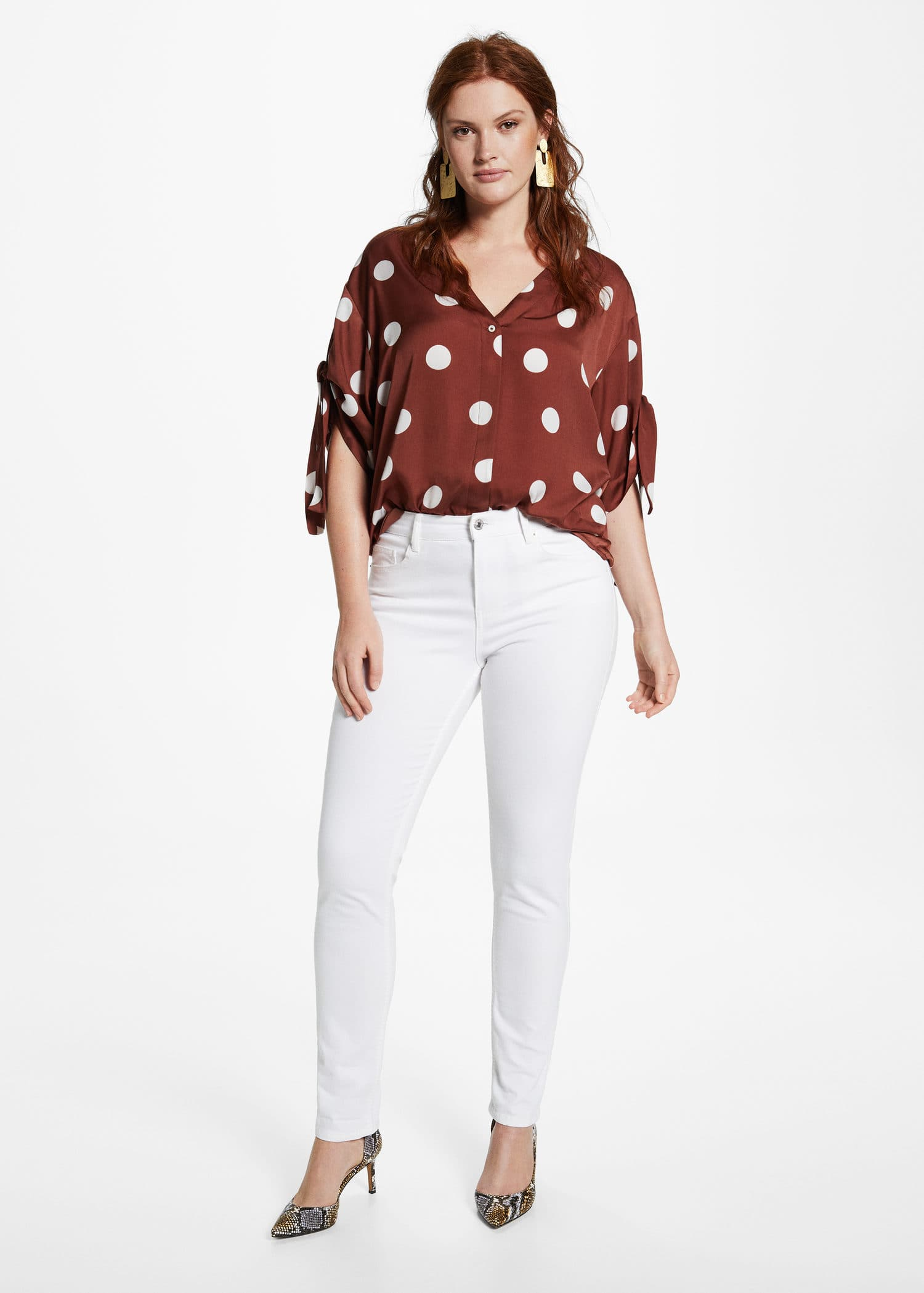 Slim fit julie jeans Plus sizes OUTLET Pays-Bas  OUTLET Netherlands