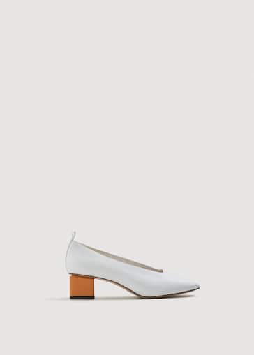 348a5402c0 Heel leather shoes - Women