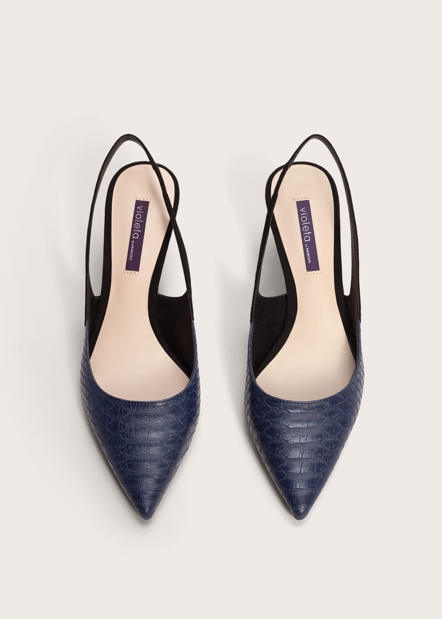 Slingback Slingback Two Shoes Couloured Slingback Two Shoes Two Couloured Shoes Slingback Couloured 8t6nwdxH7