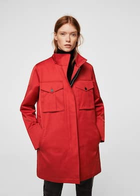 2e3a1e4bba3 Coats - Clothing - Woman