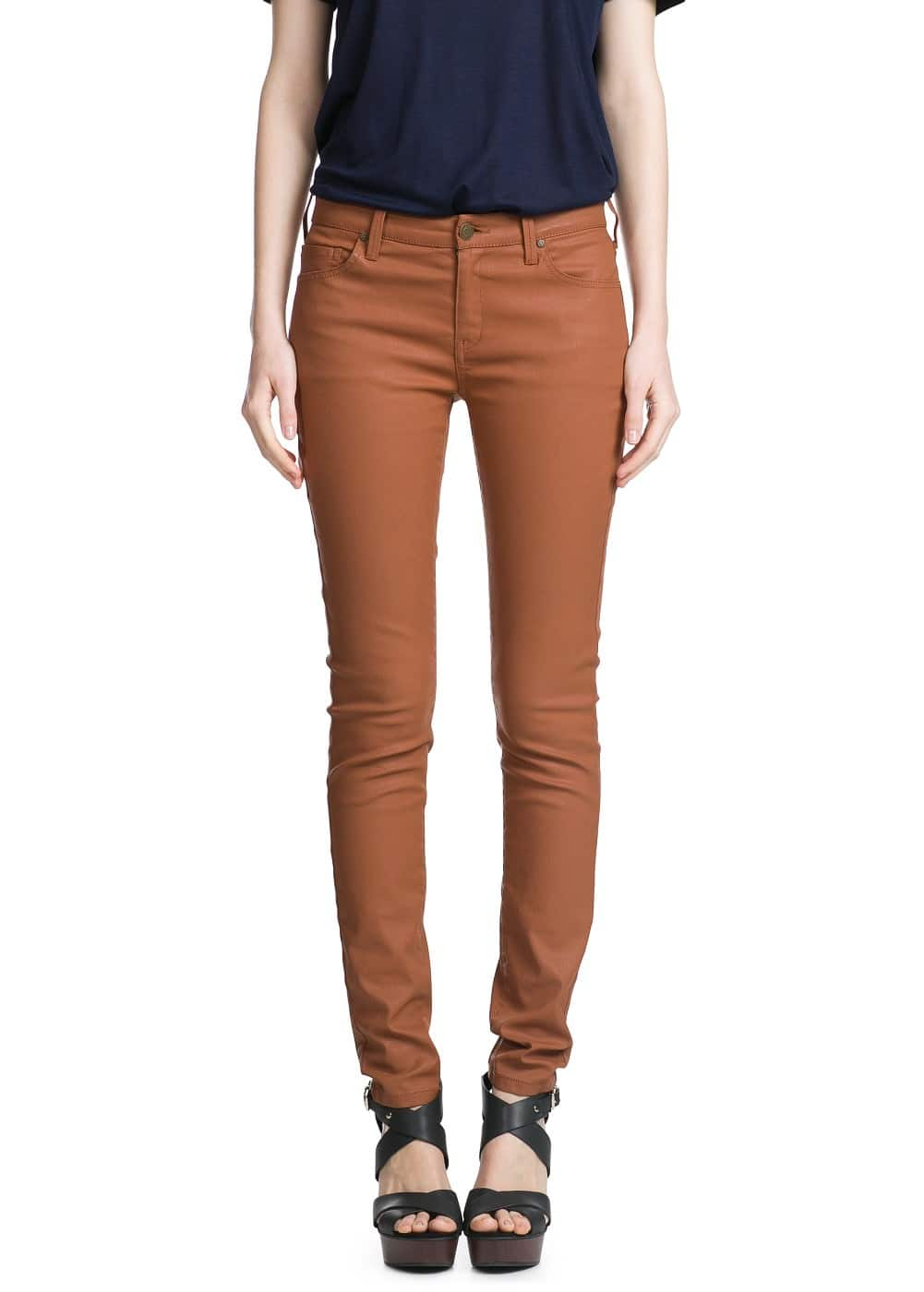 Jean super-slim belle | MANGO