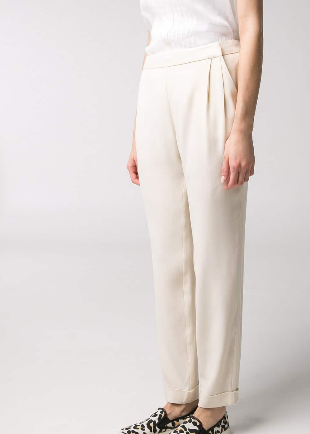 Lightweight trousers | MANGO