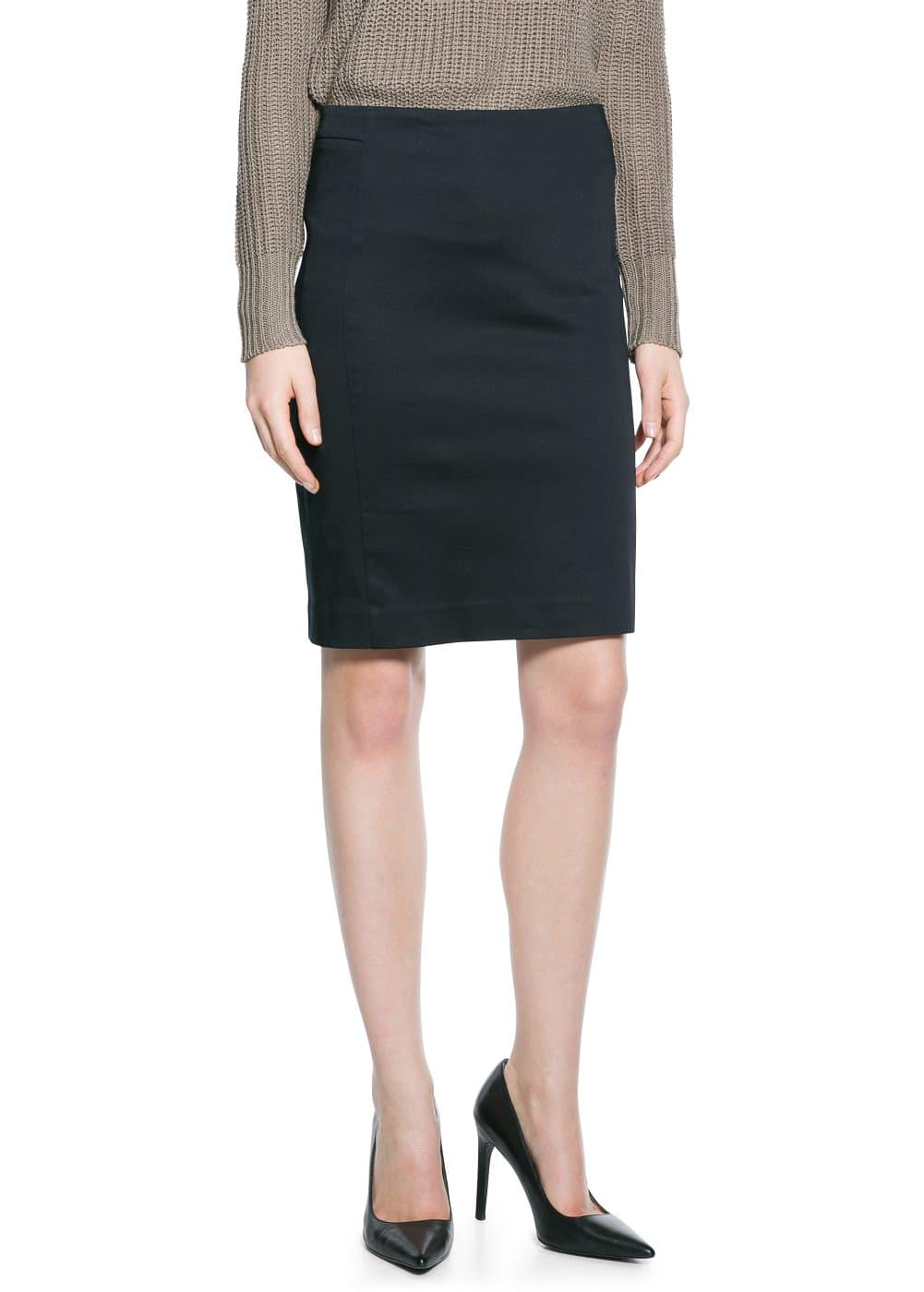 Suit skirt | MANGO