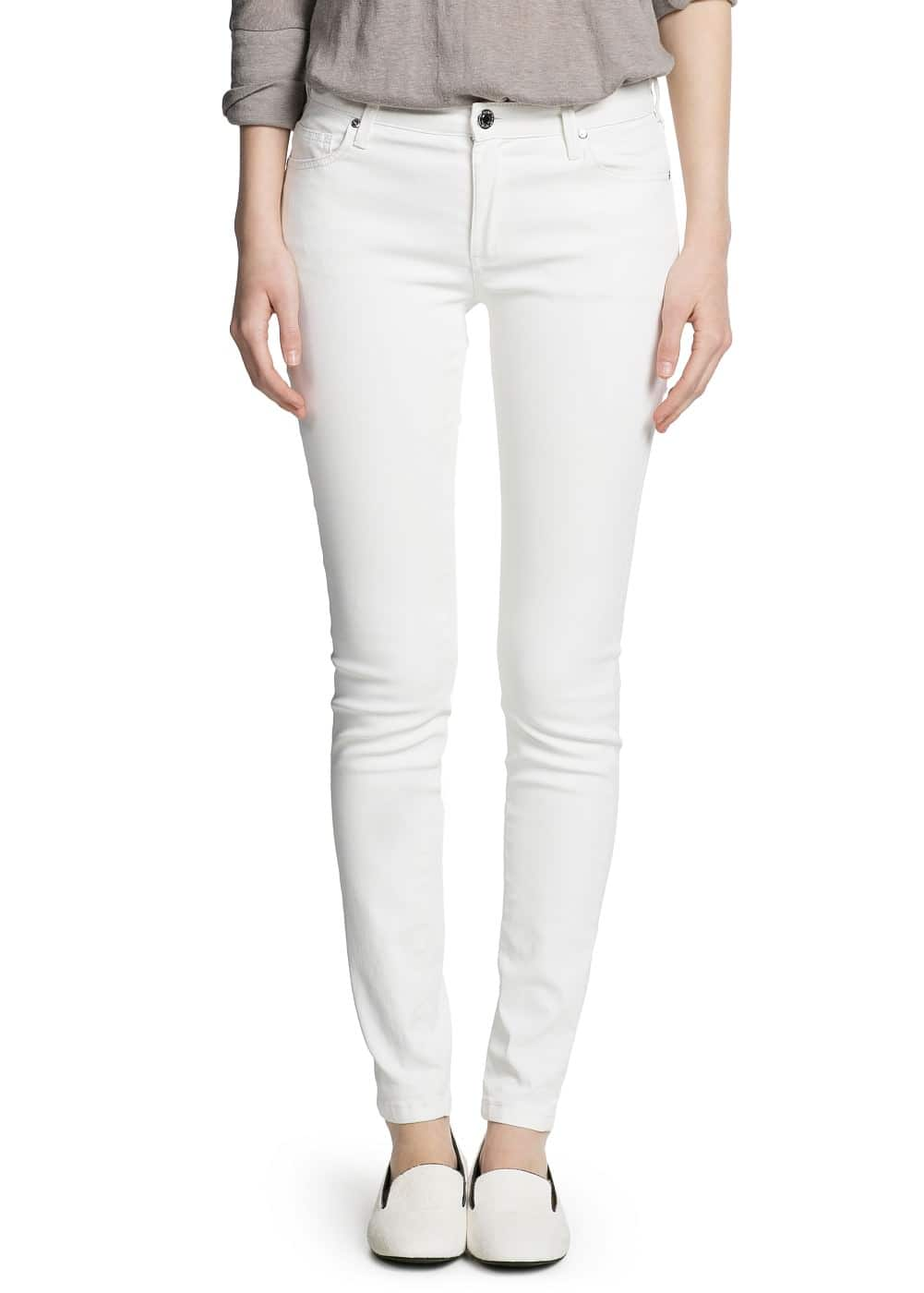 Jeans super slim belle | MANGO