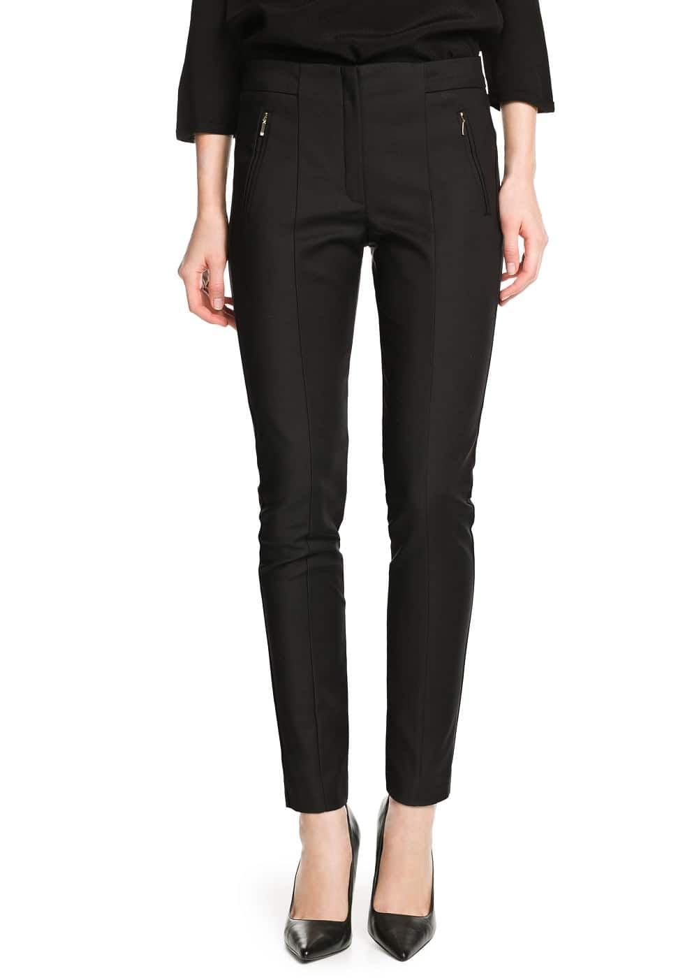 Pocket trousers | MANGO