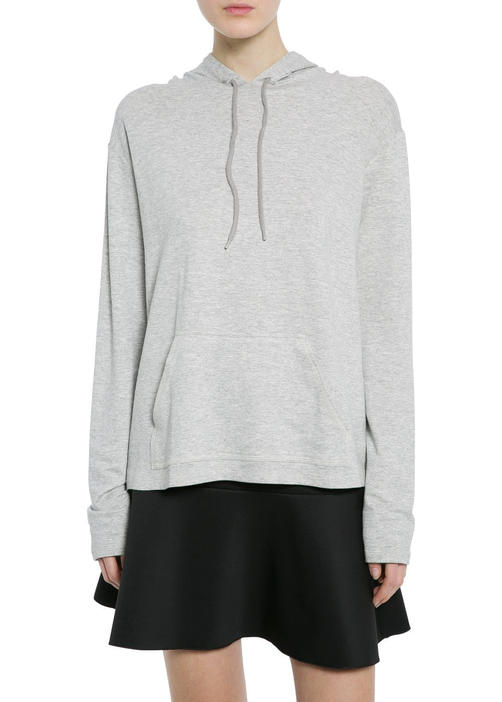 Sweat-shirt kangourou capuche | MANGO