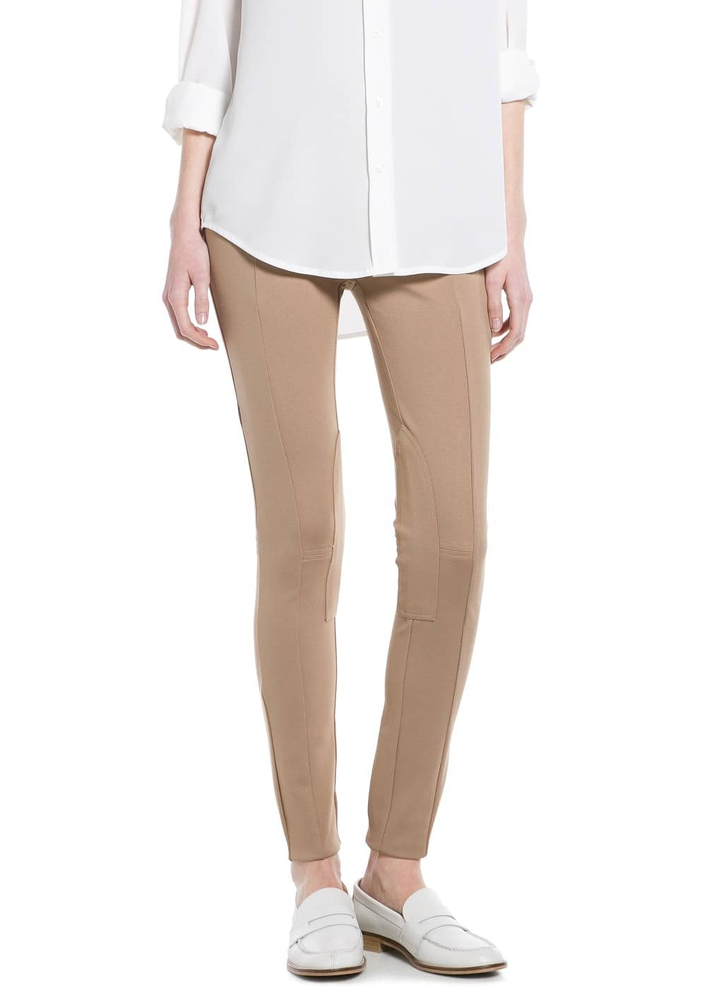 Horse-riding leggings | MANGO