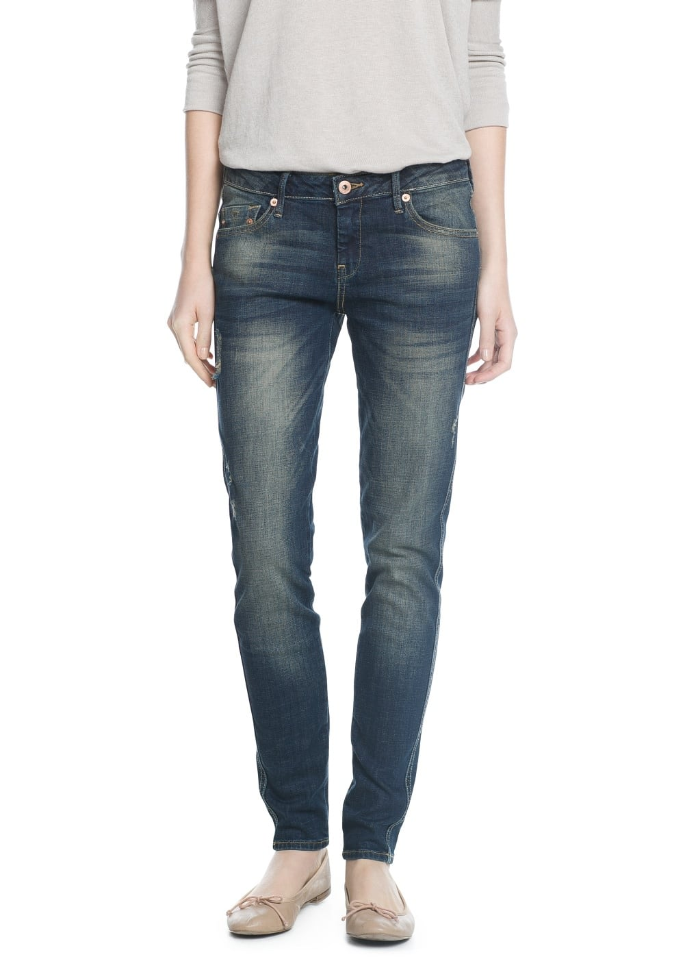 Push up jeans uptown | MANGO