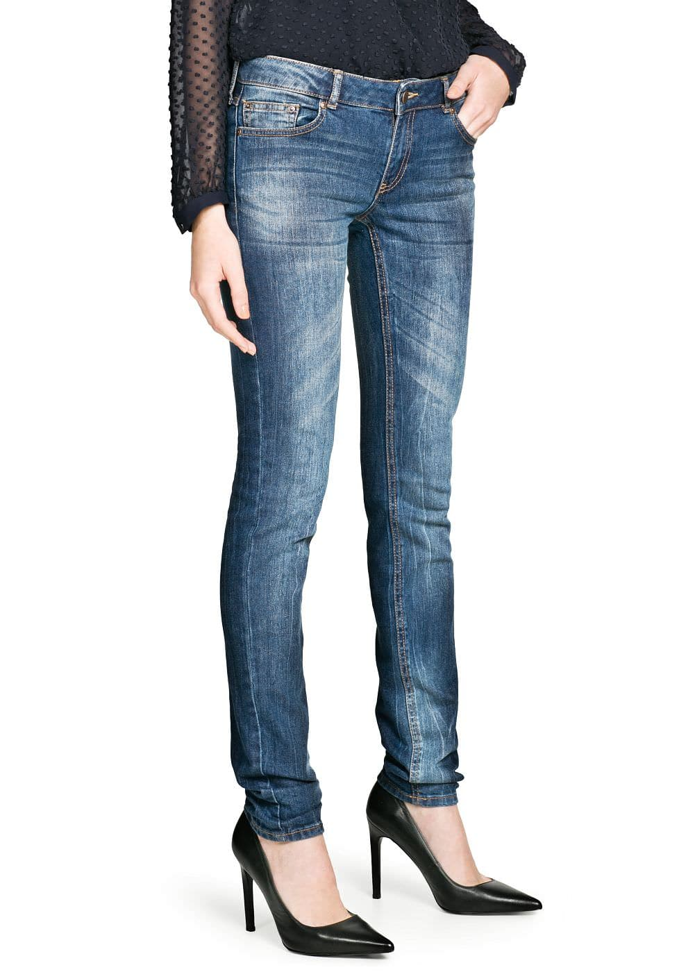 Jeans slim alice | MANGO MAN